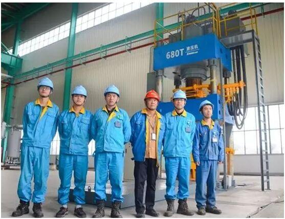 Minghe Self-Made Hydraulic Pressing Machine