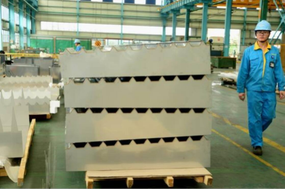 Sheet metal working – painting equipment ventilation components