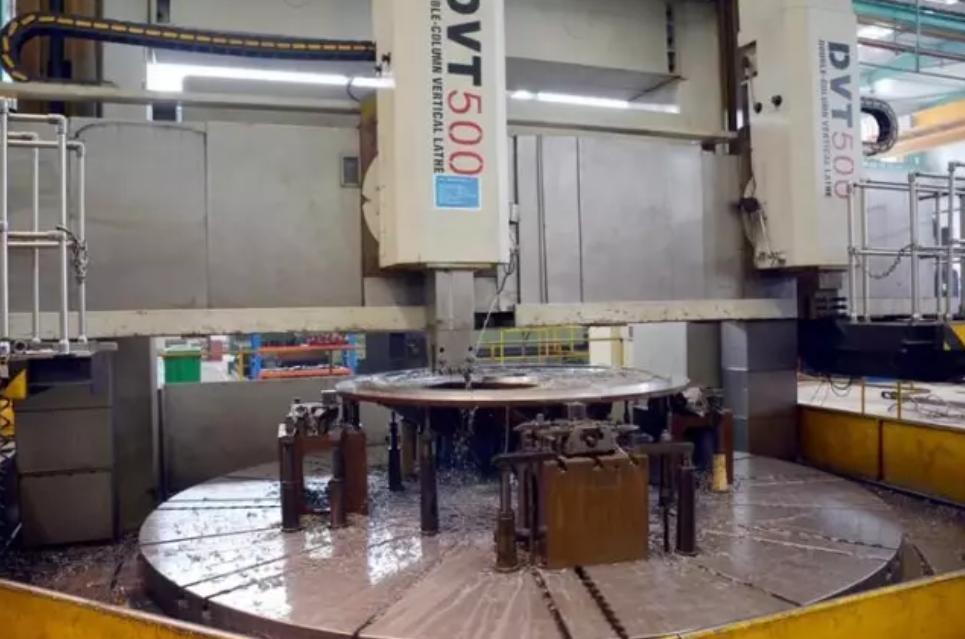 Machining Case-Powder selecting machine components