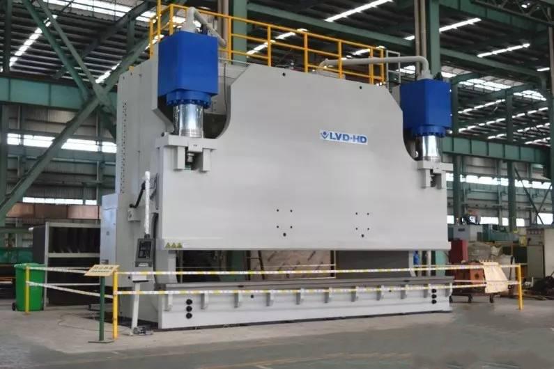 Equipment Introduced: 1600T Forging Press Machine