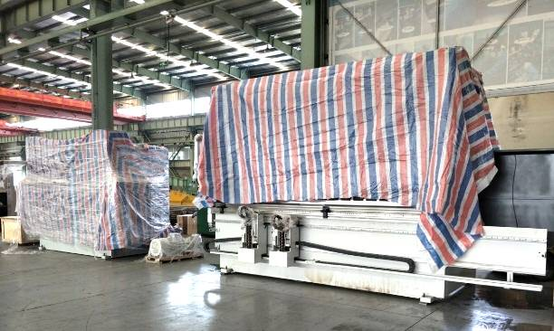 Introduction of new sheet metal equipment