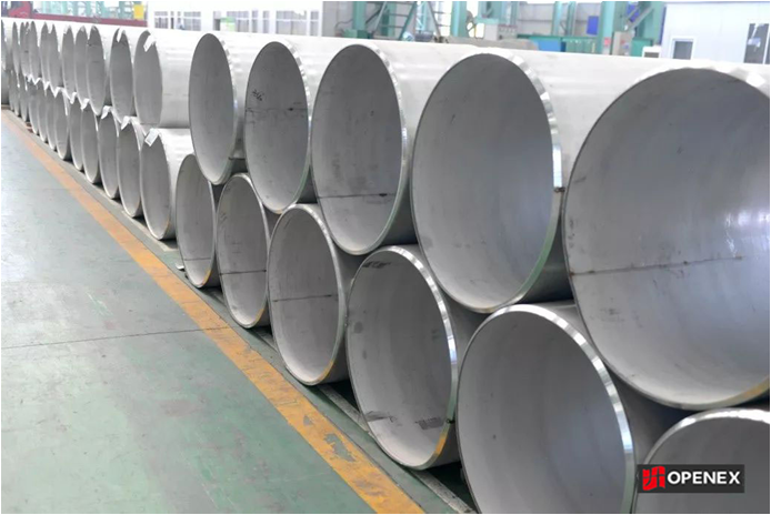 large diameter pipes fabrication