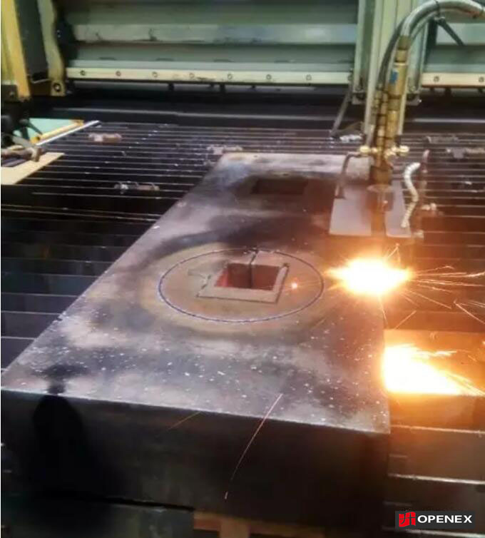oxy-fuel cutting component