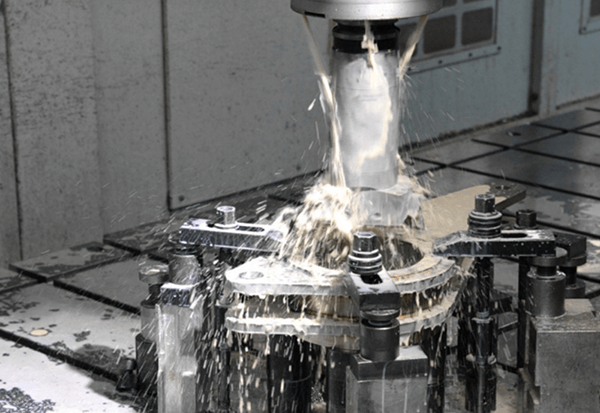 Machined Stainless Steel Weldment--For printing and dyeing textile equipment